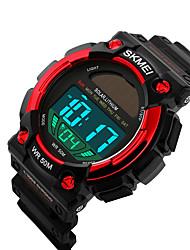 SKMEI® 1126  Men's Woman Solar ElectronicWatches Outdoor Sports Waterproof Sports Electronic Watches 50 Meters Waterproof