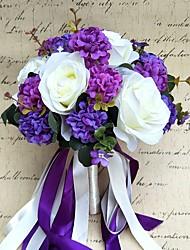 Недорогие -Свадебные цветы Букеты Партия / Вечерняя