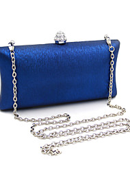 cheap -Women Bags Special Material Evening Bag Rhinestone Metallic for Wedding Event/Party Business Stage Formal Party & Evening Office & Career