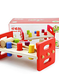 cheap -MWSJ Hammering / Pounding Toy Baby & Toddler Toy Education Square Children's Unisex Gift