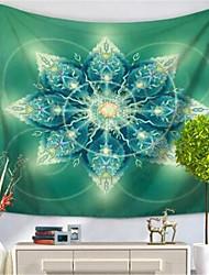 Недорогие -Декор стены Полиэфир/полиамид Предметы искусства,1