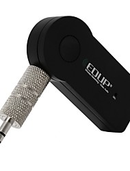 economico -Edup ep-b3511 ricevitore musicale auto wireless adattatore video audio bluetooth 4.1 con connettore audio da 3,5 mm