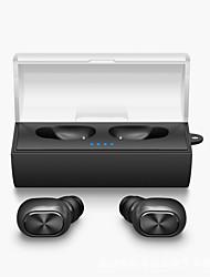 abordables -Mini gemelos verdadero auricular inalámbrico bluetooth tws estéreo música airpods estilo en auriculares auriculares fone de ouvido con