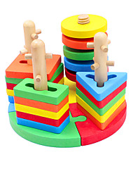 cheap -Building Blocks Jigsaw Puzzle Pegged Puzzles Fishing Toys Fish Cool Kid's Toy Gift
