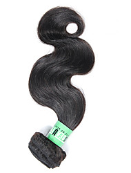1 Bundles 100g 12 Inch Malaysian Body Wave Virgin Human Remy Hair Weaves Bundles