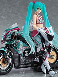 Figuras de Ação Anime Inspirado por Vocaloid Mikuo PVC 15 CM modelo Brinquedos Boneca de Brinquedo