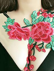 Women's Harness Strap Bras Cage Ultra Sexy Underwear/Nightwear Embroidery Acrylic/Spandex Balcony Bras Modal Black