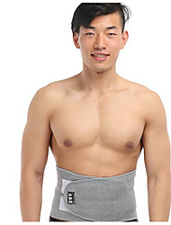 cheap -Lumbar Belt / Lower Back Support for Running / Outdoor Safety Gear Sport 1pc White