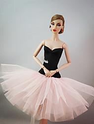 Princesse Robes Pour Poupée Barbie Pour Fille de Jouets DIY