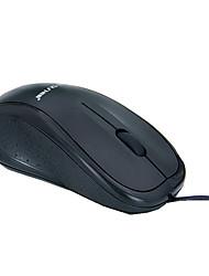 Alta qualidade 3 botões 1600dpi ajustável usb com fio mouse mouse de jogo para computador laptop lol gamer