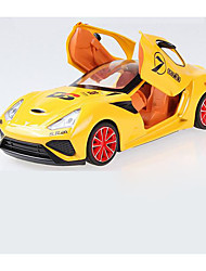 cheap -Toys Race Car Toys Music & Light Alloy Pieces Children's Gift