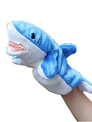 Недорогие -Shark Плюшевая ткань Детские Девочки Игрушки Подарок