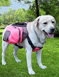 Chat Chien Sac de transport Dog Paquet Animaux de Compagnie Transporteur Ajustable/Réglable Portable Respirable Pliable DouxCouleur