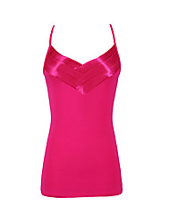 Women's Casual/Daily Simple Spring Summer Tank Top,Solid Strap Sleeveless Cotton Opaque