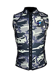 Life Jacket Sports Diving Tactel Print
