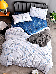 cheap -Duvet Cover Sets Animal 4 Piece Poly/Cotton Reactive Print Poly/Cotton (If Twin size, only 1 Sham or Pillowcase)