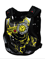 cheap -SCOYCO Professional Motocross Off-Road Racing Chest Back Body Protective Gear Guard Motorcycle Riding Armor Protector Vest AM06