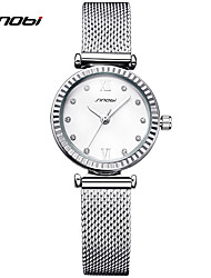 cheap -Women's Ladies' Dress Watch Fashion Watch Bracelet Watch Unique Creative Watch Simulated Diamond Watch Chinese Quartz Water Resistant /