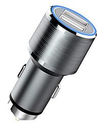 Недорогие -Быстрая зарядка Другое 2 USB порта Только зарядное устройство DC 5V/2,4A