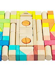 baratos -Kit Faça Você Mesmo para presente Blocos de Construir Quadrada Brinquedos