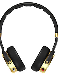 cheap -Black and Champagne Gold Original Xiaomi Headset  with Mic Foldable 3.5mm Music Earphone Microphone