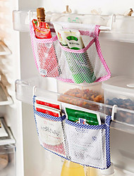 cheap -Creative Can Be Stored in the Net Bag Multi-purpose Refrigerator Grid Storage Bag