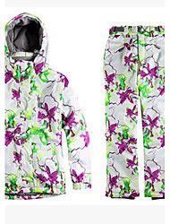 Mujer Pantalones/Sobrepantalón para Esquí S M L XL