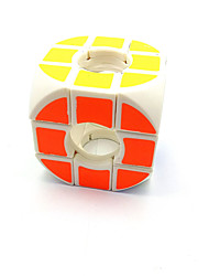 Rubik's Cube Smooth Speed Cube Magic Cube Plastics ABS Round Square Gift