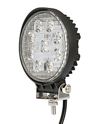 cheap -Motorcycle Light Bulbs 27W LED Working Light For universal