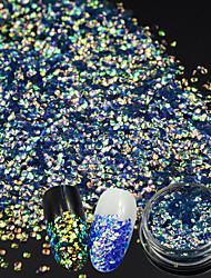 3D Vente Flash Paillettes Coussin Salon de Manucure