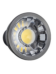 cheap -3W GU10 LED Spotlight 1 leds COB Decorative Warm White Cold White 320lm 3000K AC85-265V
