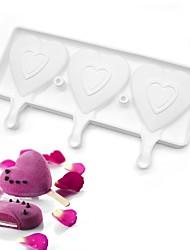 Недорогие -Формы для пирожных Для торта Силиконовые День Святого Валентина Свадьба Высокое качество Праздник