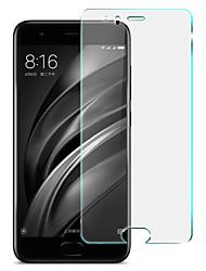 economico -Proteggi Schermo per XIAOMI Xiaomi Mi 6 Vetro temperato 1 pezzo Proteggi-schermo frontale Alta definizione (HD) / Durezza 9H