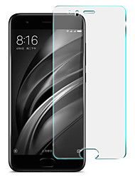 levne -Screen Protector pro XIAOMI Xiaomi Mi 6 Tvrzené sklo 1 ks Fólie na displej High Definition (HD) / 9H tvrdost