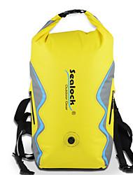Недорогие -Sealock 25 L Водонепроницаемый сухой мешок / Водонепроницаемый рюкзак Водонепроницаемость для Ныряние / гребля / На открытом воздухе