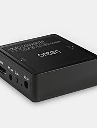Недорогие -HDMI 1.4 Конвертер, HDMI 1.4 to VGA Конвертер Female - Female