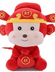 abordables -juguetes de peluche Almohada rellena Juguetes Mono Unisex Piezas