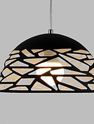 preiswerte -Modernes kontrahiertes Restaurant Wohnzimmer Restaurant Individualität Originalität Bar das Netzwerk Kaffee Lampe Schatten Designer