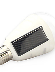 1 Pcs 7W  Cool White Solar Bulb Light  360 Lm 220V