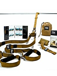 cheap -Suspension Trainer Basic Kit With Nylon Multifunction, Durable Strength Training, Resistance Training, Build Muscle, Tone & Tighten For Exercise & Fitness / Gym / Workout Unisex Outdoor / Home