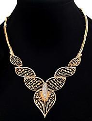 Pendant Necklaces Chain Necklaces Women's Rhinestone  AlloyUnique Friendship  Elegant Party Dailywear Movie Jewelry Gift