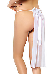 Women's Sexy G-string Underwear Ultra-thin Briefs Low Waist Nightwear Thongs Panties Plus Size M-3XL