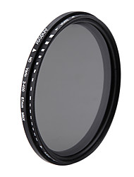 Andoer 67mm nd fader neutrale dichtheid instelbare nd2 naar nd400 variabel filter voor Canon Nikon DSLR camera