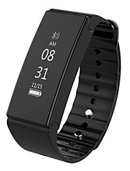 cheap -D1 Lovers Movement Smart Bracelet Pedometer Calorie Sleep Monitoring Multi-Function Waterproof Bluetooth Bracelet