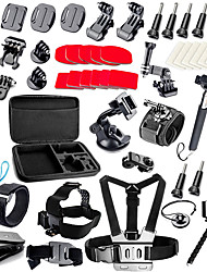 economico -Kit Accessori All'aperto Multi-funzione Grandezza regolabile Ripiegabile Per Videocamera sportiva Gopro 6 Tutte le videocamere d'azione