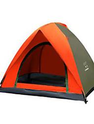 economico -LINGNIU® 2 persone Borsa da viaggio Igloo da spiaggia Doppio Tenda da campeggio Tenda ripiegabile Tenere al caldo Anti-pioggia per