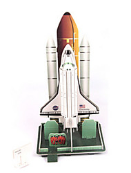 cheap -3D Puzzles Model Building Kits Spacecraft DIY High Quality Paper Classic 6 Years Old and Above