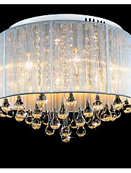 Chandeliers Crystal Modern/Contemporary  Glass