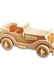 cheap -3D Puzzle Jigsaw Puzzle Car Simulation DIY Wood Classic Kid's Unisex Gift