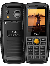 cheap -E&L S200 2.4 Inch Rugged Mobile Phone Military Standard Waterproof Feature Phone Dustproof Shockproof IP68